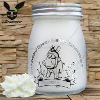 Silky Creamy Donkey Steam Moisture Milky Cream [Elizavecca]