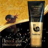 Escargot Noblesse Intensive Cleansing Foam [FarmStay]