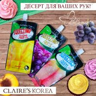 Squeezing Fruits Hand Cream [Claire's Korea]
