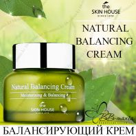 Natural Balancing Cream [The Skin House]