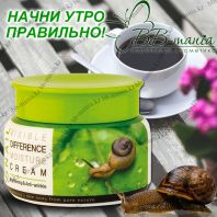 Visible Difference Moisture Cream Snail [Farmstay]