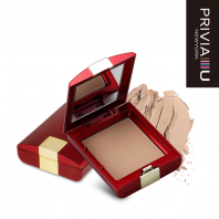 Skin Recovery Shiny Powder Pact SPF30 PA++ [Privia]