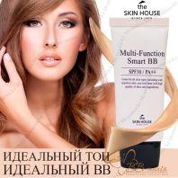 Multi-Function Smart BB Anti-wrinkle & Whitening SPF30/PA++ [The Skin House]