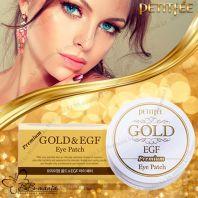 Premium Gold & EGF Eye Patch [PetitFee]
